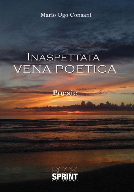 Risultati immagini per Copertina del libro di poesie di Ugo Consani