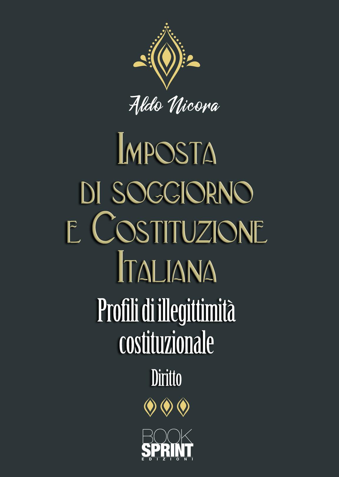 Imposta di soggiorno e Costituzione italiana di Aldo ...