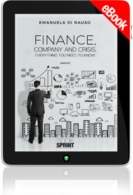 E-book - Finance, company and crisis, everything you need to know