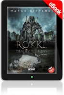 E-book - Rokki, Deadly Demons