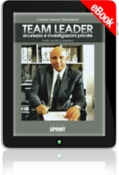 E-book - Team Leader sicurezza e investigazioni private